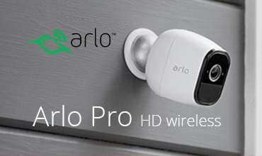 Arlo Pro , camera 100% wireless (fara calburi)