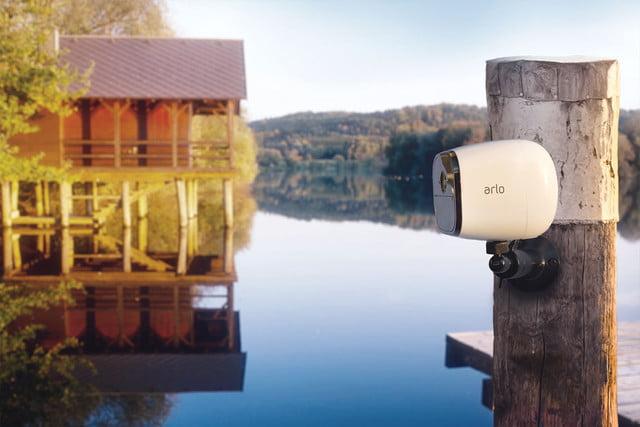 Arlo Go, SIM cartela date mobila , sistem de supraveghere Wireless fara cabluri