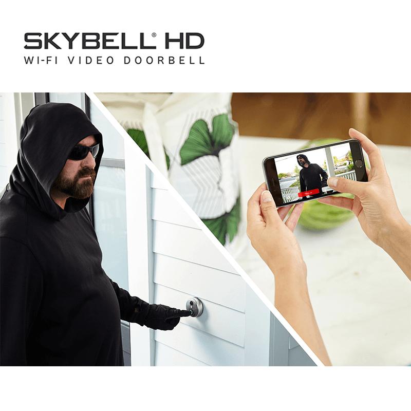Skybell Hd Video interfon